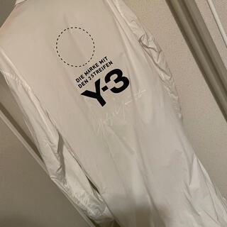 Y-3 - ワイスリー Y-3 LOGO LONG SHIRT ロングシャツ バッグロゴ 長