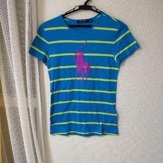 ラルフローレン(Ralph Lauren)のラルフローレンポロゴルフ半袖Tシャツ ビッグポニー 美品(Tシャツ(半袖/袖なし))