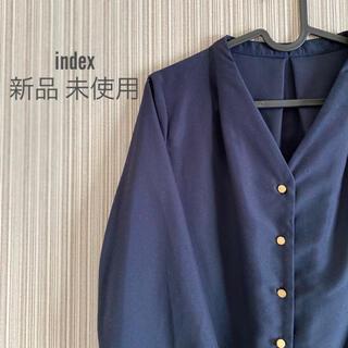 INDEX - 【新品】インデックス トップス
