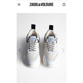 Zadig&Voltaire - ZADIG&VOLTAIRE スニーカー