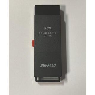 Buffalo - SSD-PUT500U3-B/N 500GB ポータブルSSD BUFFALO