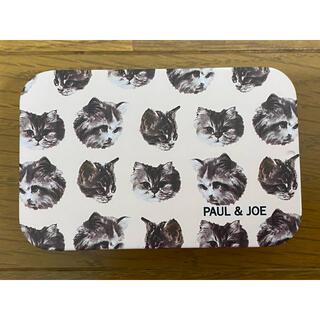 ポールアンドジョー(PAUL & JOE)のPaul & Joe  缶ケース 未使用(その他)