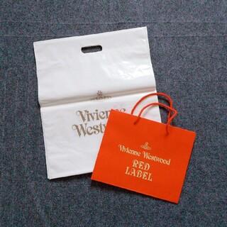 Vivienne Westwood - 最終値下げ!ヴィヴィアン・ウエストウッド  ビニール ショッパー  ショップ袋