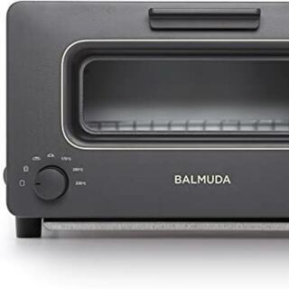 バルミューダ(BALMUDA)のバルミューダ K01E-KGトースター 旧型 ブラック 3台(調理機器)