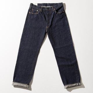 COMOLI - cantate 19ss 1947 type Jeans  タグ付