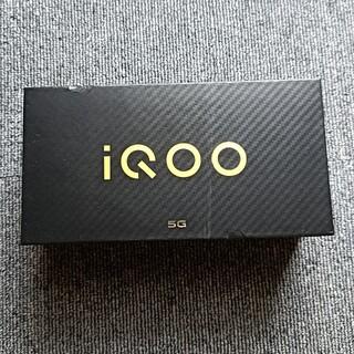 アンドロイド(ANDROID)のVIVO iQoo Z1 5G 6GB 128GB(スマートフォン本体)