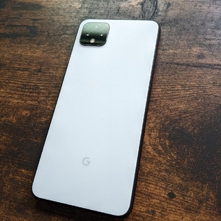 Google Pixel - Simフリー Google Pixel 4XL   64GB ホワイト 本体のみ
