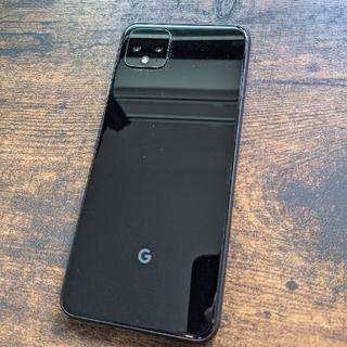 Google Pixel - Simフリー Google Pixel 4XL   64GB ブラック 本体
