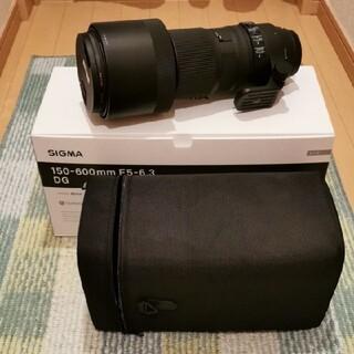 SIGMA - 値下げ!SIGMA 150-600mm f5-6.3 DG EFマウント
