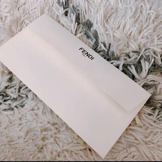フェンディ(FENDI)のFENDI 封筒(ショップ袋)
