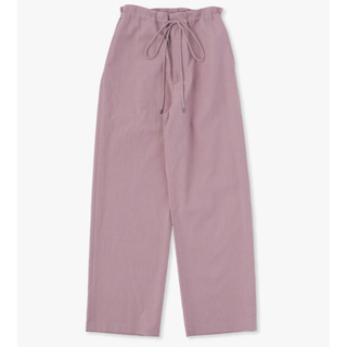 Ron Herman - AURALEE WASHED FINX TWILL EASYWIDE PANTS