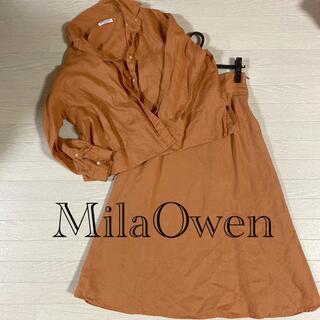 Mila Owen - MilaOwen♡セットアップ♡