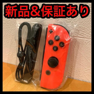 Nintendo Switch - 新品 任天堂 スイッチ ジョイコン R ネオンレッド