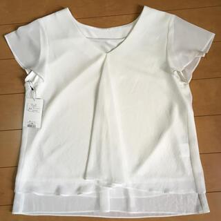 クードシャンス(COUP DE CHANCE)のクードシャンス ブラウス ジャケットインナー(シャツ/ブラウス(半袖/袖なし))