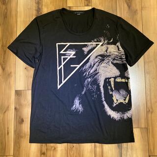 アヴァランチ(AVALANCHE)のBAGARCH BGHB バガーチ Uネック Tシャツ XLサイズ(Tシャツ/カットソー(半袖/袖なし))