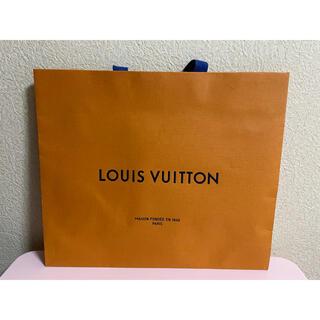 ルイヴィトン(LOUIS VUITTON)のルイヴィトンの紙袋(ショップ袋)