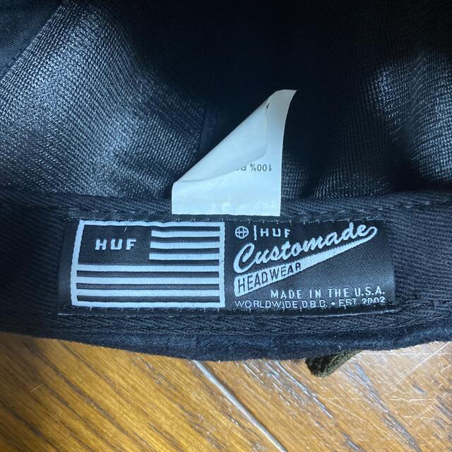 HUF(ハフ)のHUFキャップ メンズの帽子(キャップ)の商品写真