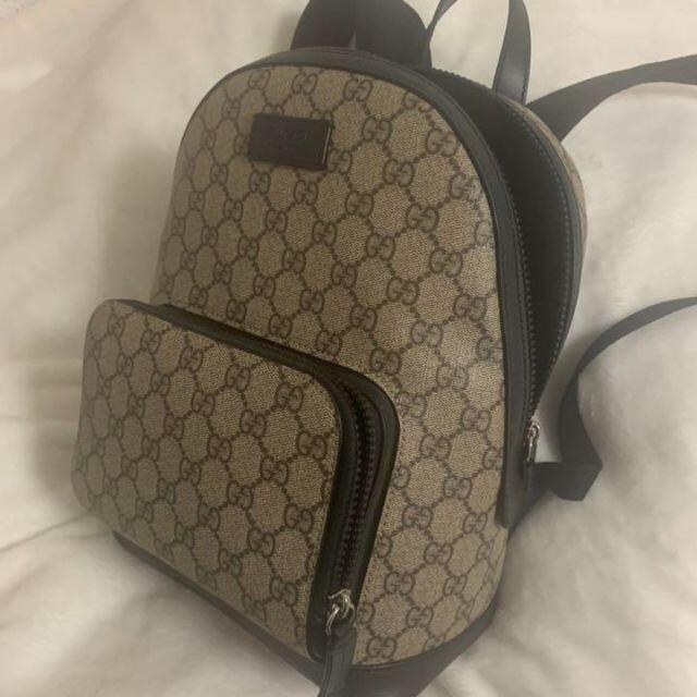 Gucci(グッチ)のGUCCI グッチ リュック レディースのバッグ(リュック/バックパック)の商品写真