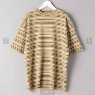 UNITED ARROWS - AURALEE(オーラリー)ボーダー ニット Tシャツ