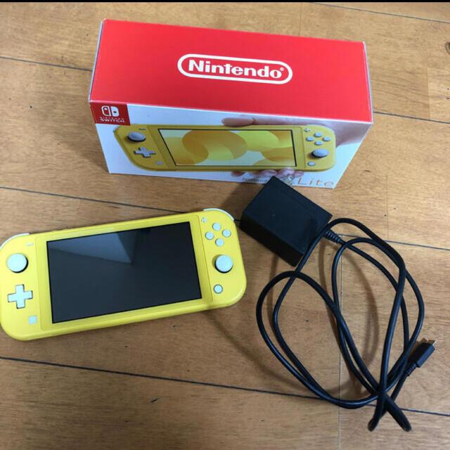 Nintendo Switch(ニンテンドースイッチ)のNintendo switch light  エンタメ/ホビーのゲームソフト/ゲーム機本体(家庭用ゲーム機本体)の商品写真