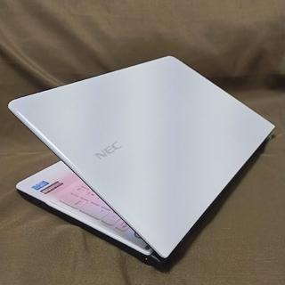 NEC - 高スペック/4コア i7/高速 SSD256G+HDD750G/ノートパソコン