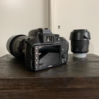 Nikon - Nikon D3300 ズームレンズセット