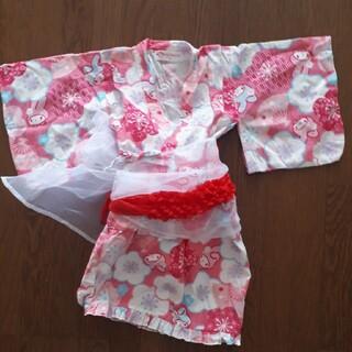 シマムラ(しまむら)の浴衣 110 女の子(甚平/浴衣)