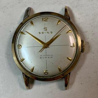 SEIKO - セイコーSマーク手巻き腕時計