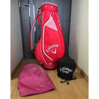 Callaway - 別で出品しているレディースゴルフクラブフルセットのキャロウェイのバッグ詳細画像