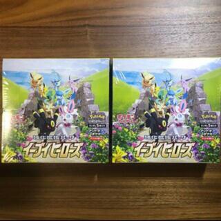 ポケモン(ポケモン)のポケモンカードゲーム イーブイヒーローズ 強化拡張パック 2BOX 新品未開封(Box/デッキ/パック)