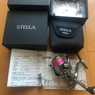 SHIMANO - シマノ 18ステラ C3000SDHHG