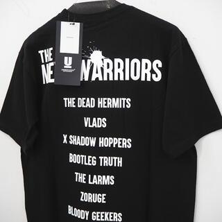 UNDERCOVER - 新品 定価11000 アンダーカバー THE NEW WARRIORS Tシャツ