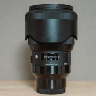 シグマ(SIGMA)のSIGMA (シグマ) Art 85mm F1.4 DG HSMソニーE用(レンズ(単焦点))