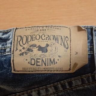 RODEO CROWNS - ロデオクラウン デニム
