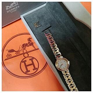 Hermes - E様専用 エルメス時計 極極極美品 クリッパー ・ レディース