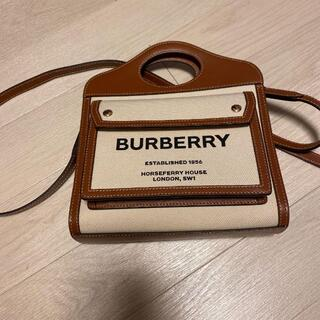BURBERRY - バーバリー ショルダーバック 新品未使用