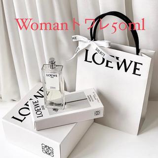 LOEWE - ロエベ 001 woman EDT 50ml LOEWE ウーマン トワレ