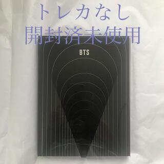 防弾少年団(BTS) - BTS コンセプトフォトブック CLUE ver. 開封済み