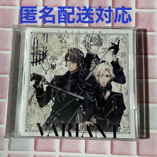 "TRIGGER 2nd Album ""VARIANT"" CD アルバム"