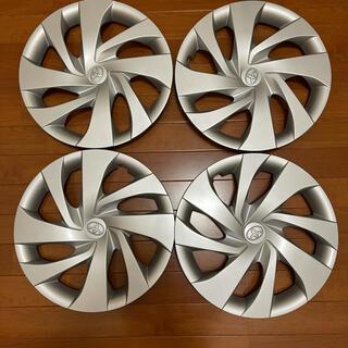 トヨタ(トヨタ)のトヨタ純正 ホイールキャップ 4枚 14インチ(車外アクセサリ)