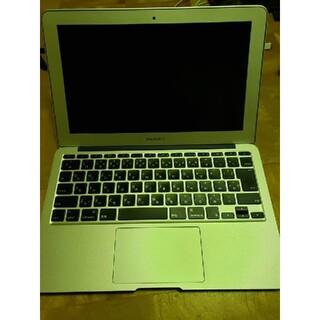Mac (Apple) - 【ジャンク】MacBook Air Late 2010