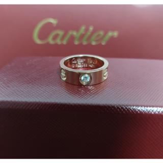 Cartier - カルティエ 1Pダイヤ ラブリング
