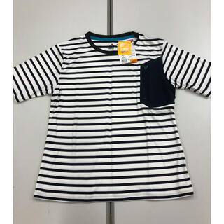 ウォークマン(WALKMAN)のワークマン レディースドライボーダーTシャツ M~Lサイズの方向け(Tシャツ(半袖/袖なし))
