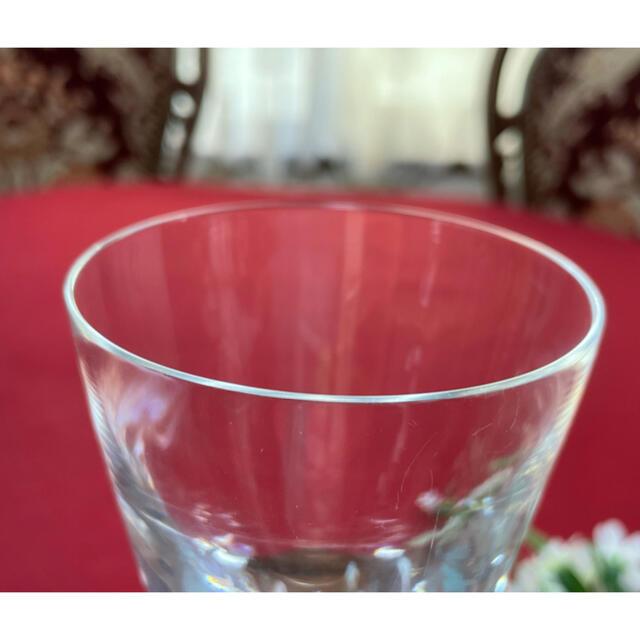Baccarat(バカラ)の★訳あり★Baccarat バカラ ベガ ワイングラス インテリア/住まい/日用品のキッチン/食器(グラス/カップ)の商品写真