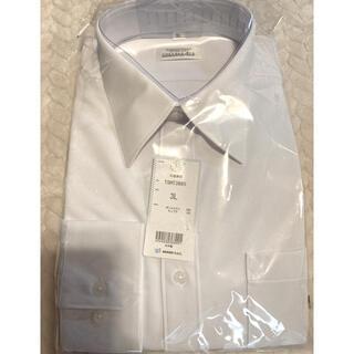 イセタン(伊勢丹)の学生ワイシャツ 長袖 男子 白 新品 未使用(シャツ)