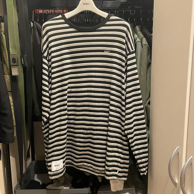 W)taps(ダブルタップス)のWTAPS 20SS VASQUE LS / TEE M メンズのトップス(Tシャツ/カットソー(七分/長袖))の商品写真