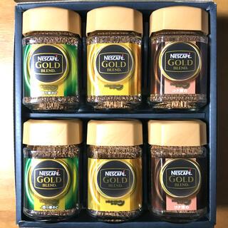 Nestle - ネスカフェ ゴールドブレンド6ケ(香り華やぐ2・レギュラー2・コク深め2)詰合せ