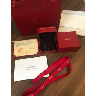 カルティエ(Cartier)の正規品カルティエ ピアス片耳 最終値下げ!登坂広臣(ピアス(片耳用))