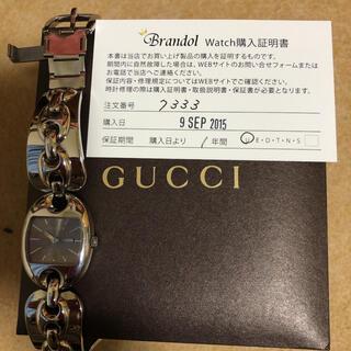 Gucci - GUCCIレディース腕時計