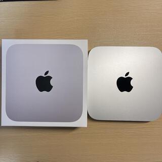 Apple - M1 Mac mini Late 2020 MGNR3J/A シルバー
